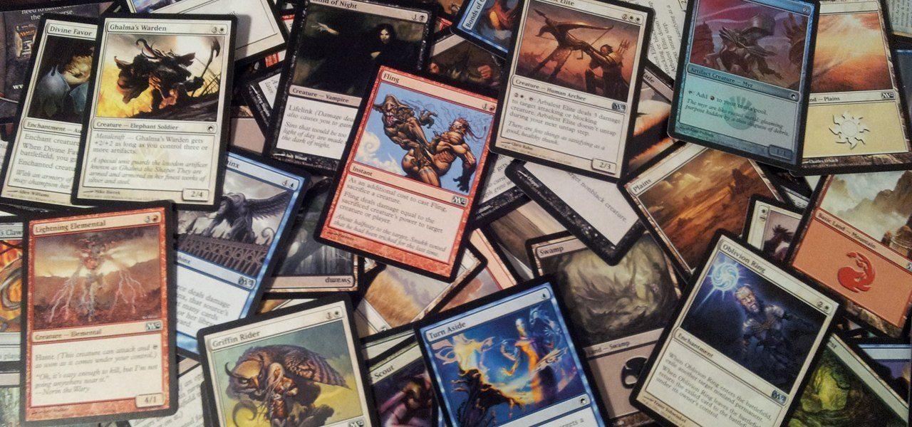 20 уроков из Magic: The Gathering